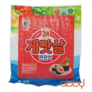 Thanh cua Hàn Quốc 300g