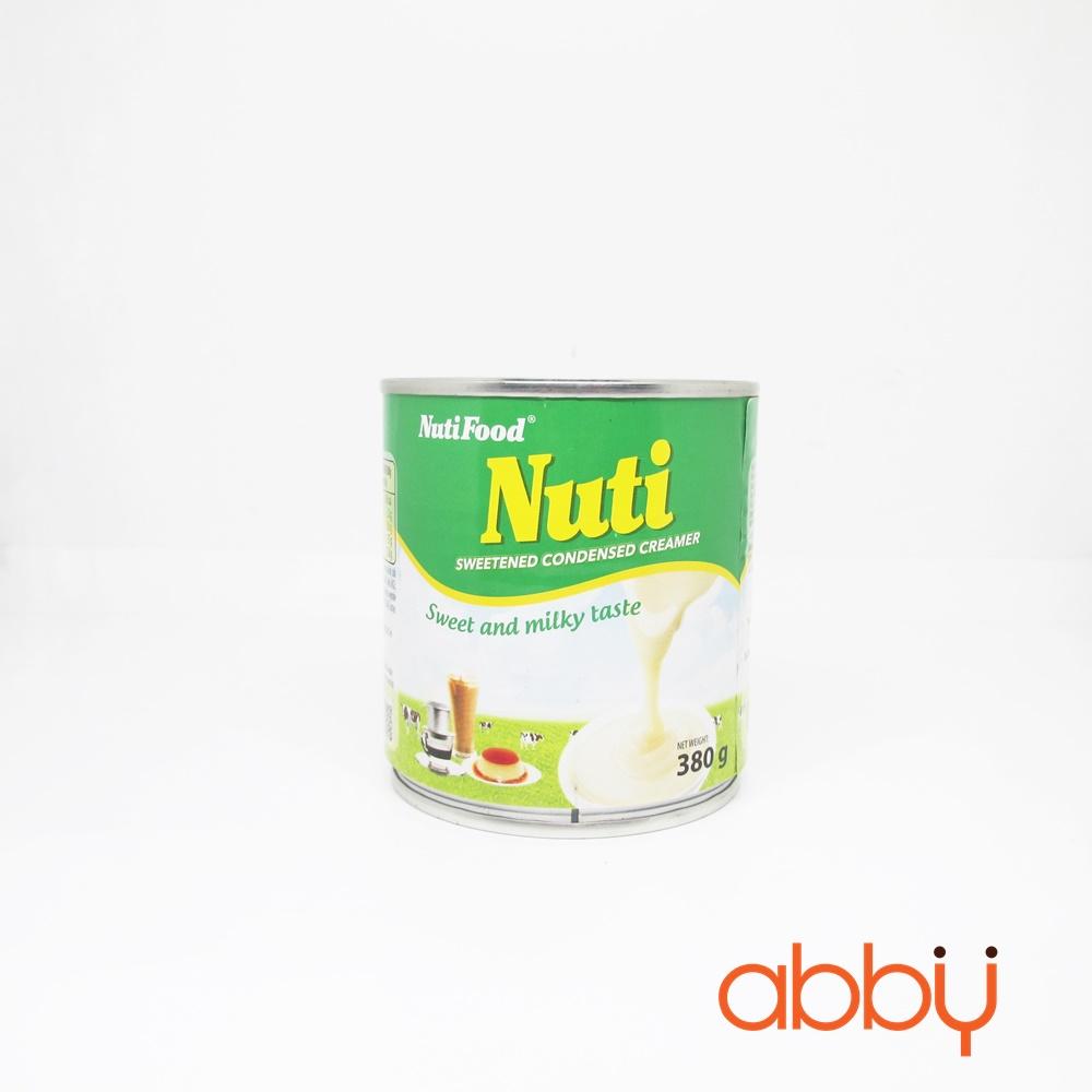 Creamer đặc có đường Nuti xanh 380g