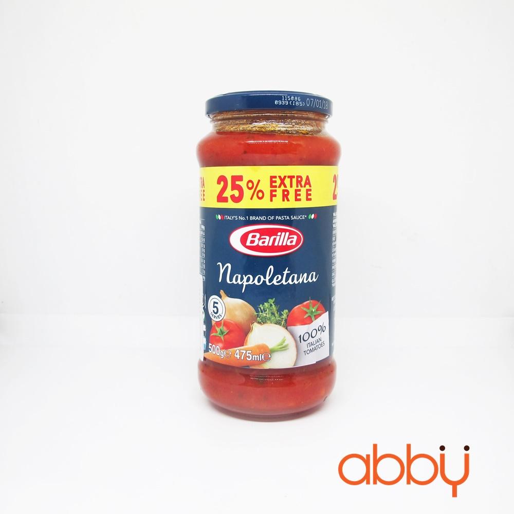 Sốt cà chua Napoletana Barilla 500g