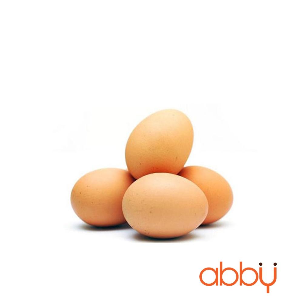 Trứng gà sạch Ba Huân 55g