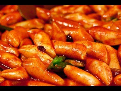 Bánh gạo Hàn Quốc 500g