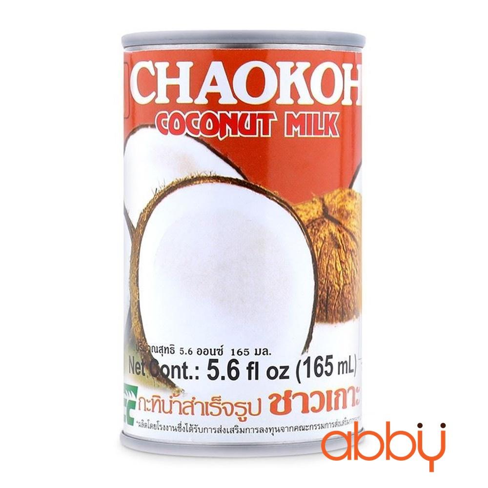 Nước cốt dừa Chaokoh Thái 165ml