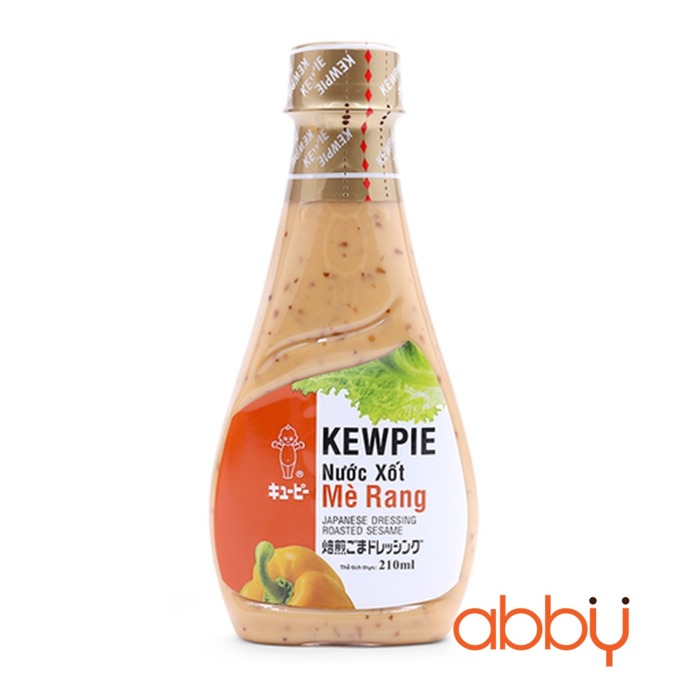 Sốt mè rang Kewpie 210ml