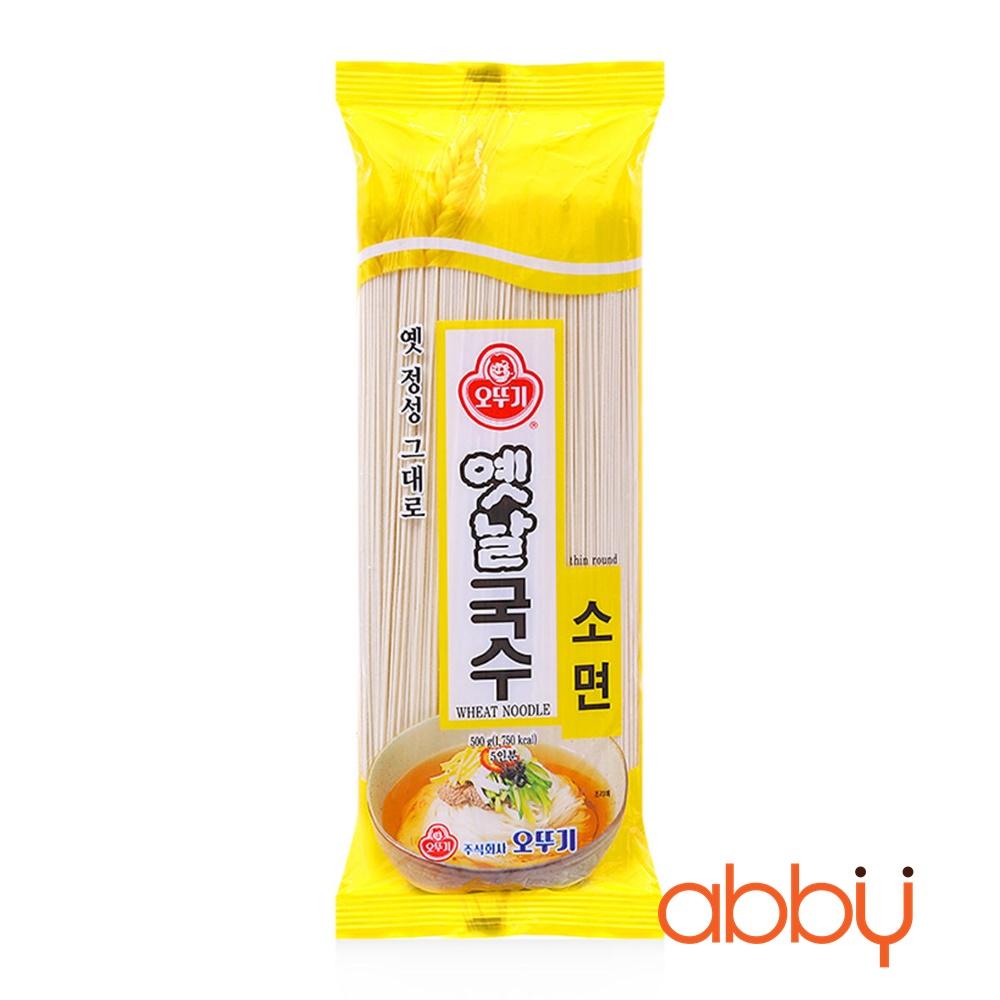 Mì gạo Hàn Quốc sợi nhỏ 500g