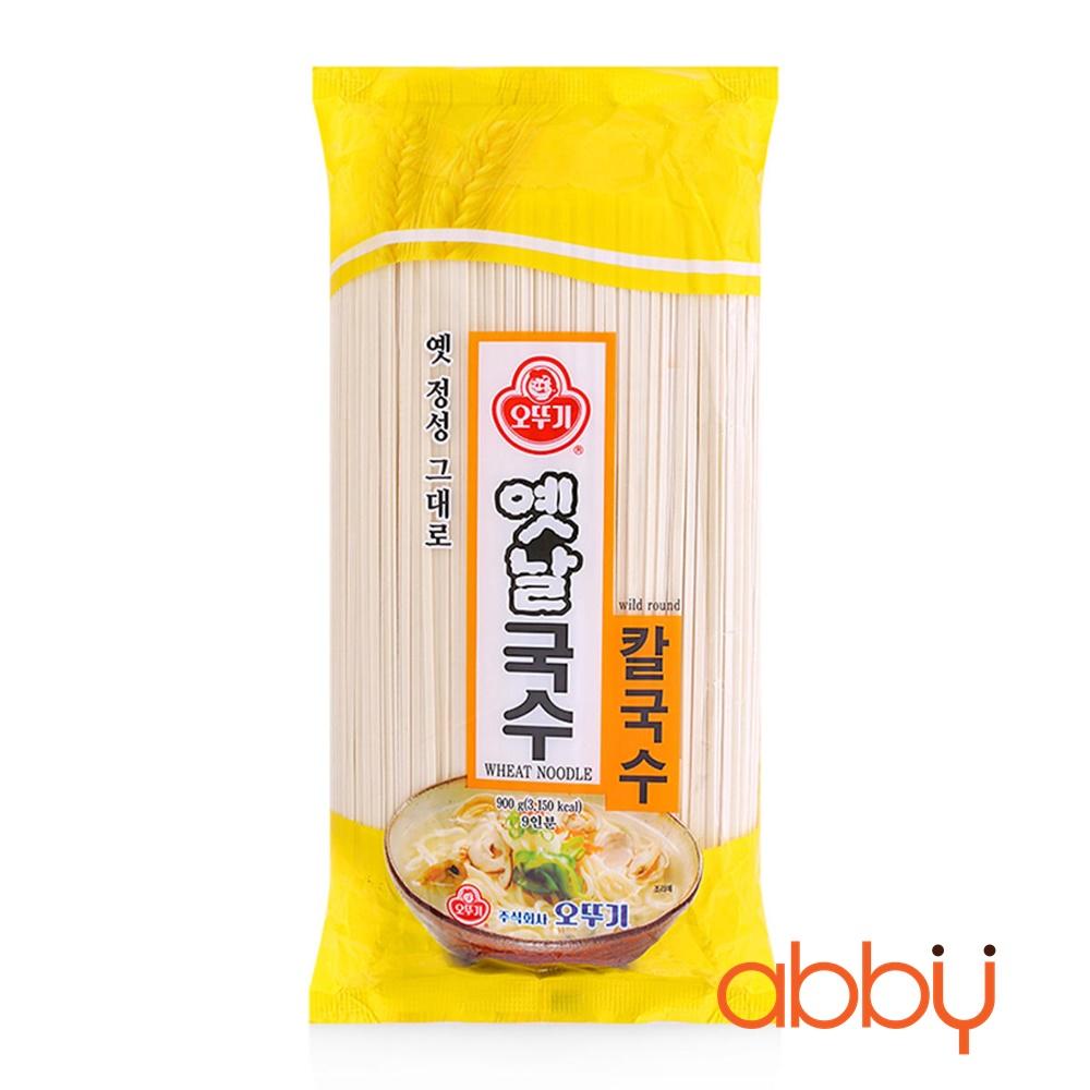 Mì gạo Hàn Quốc sợi to 500g