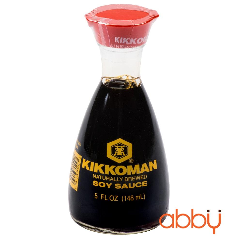 Nước tương soy sauce hiệu Kikkoman 150ml