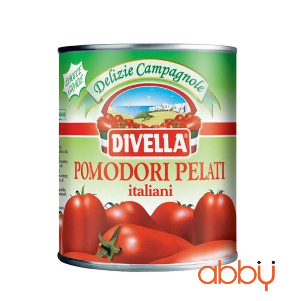 Cà chua bóc vỏ 400g
