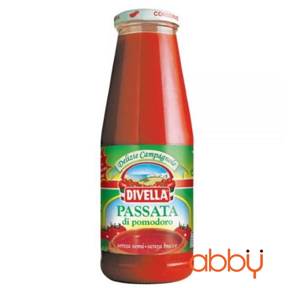 Sốt cà chua Ý Devella 680g