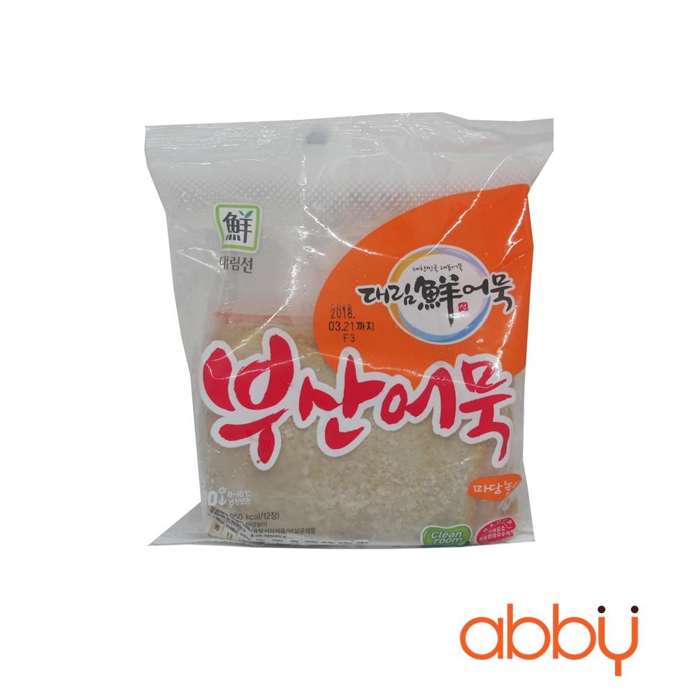Chả cá Hàn Quốc 600g