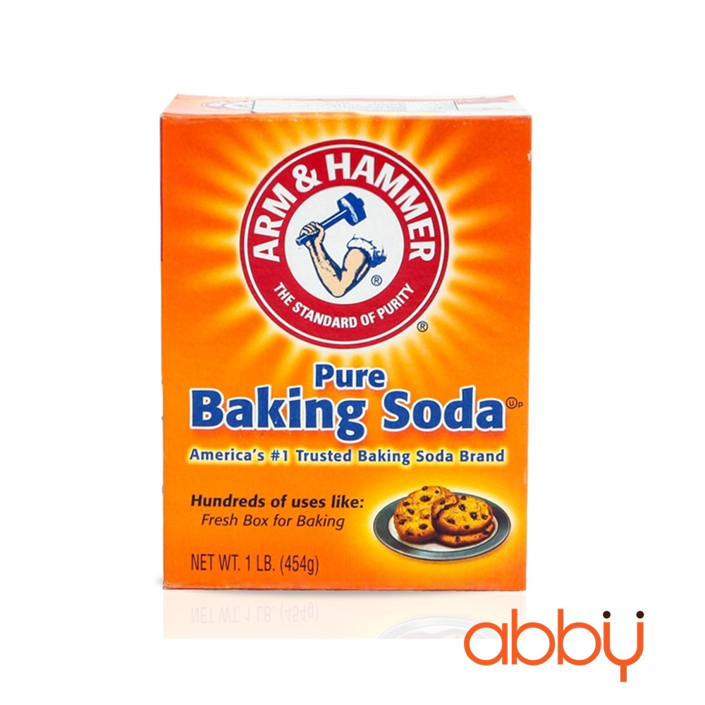 Baking soda búa Pure 454g