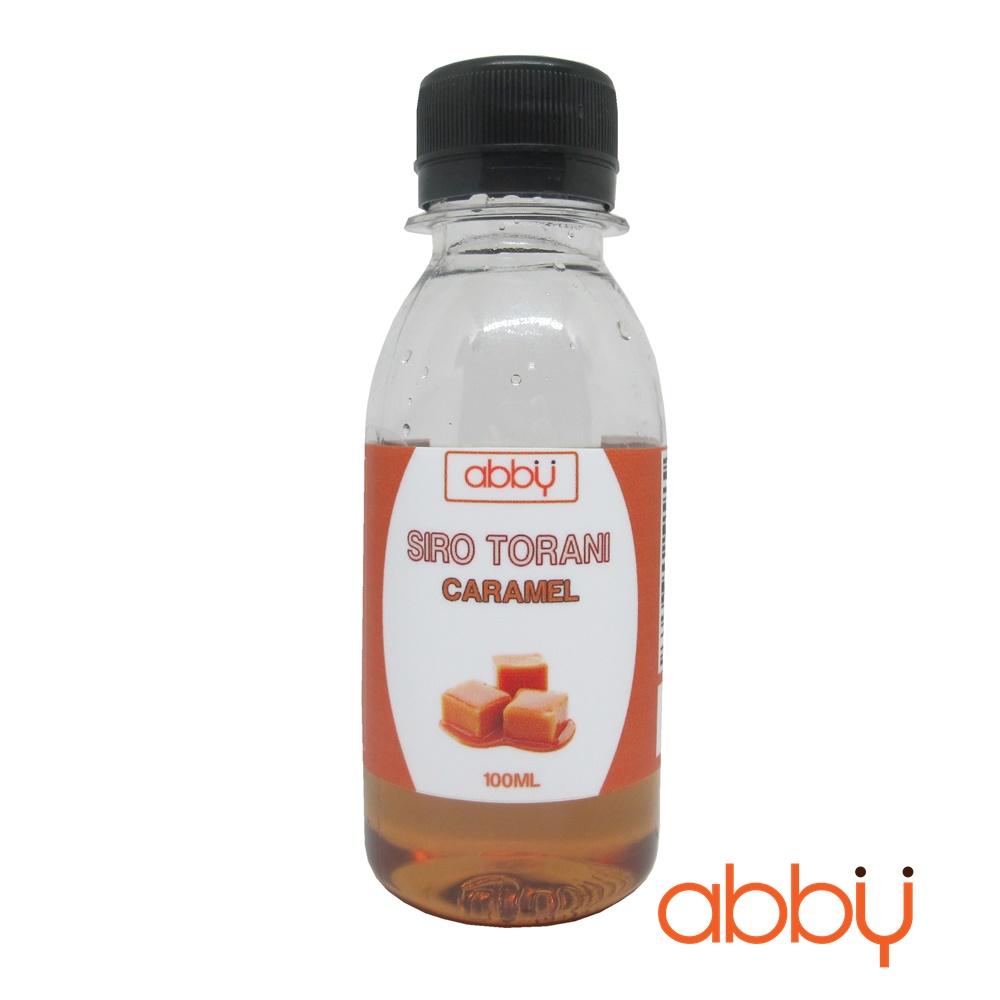 Siro caramel Torani 100ml