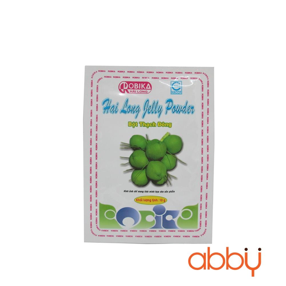 Bột thạch rau câu trái dừa Hải Long 10g
