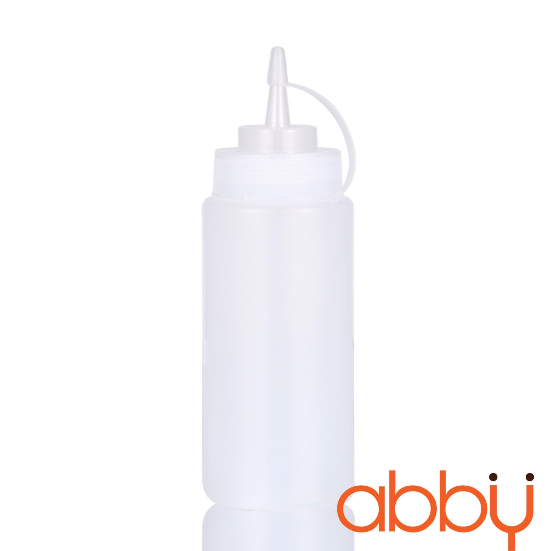 Chai nhựa đựng tương 300ml