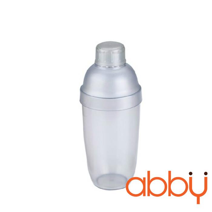 Bình lắc pha chế nhựa Cocktail Shaker 350ml