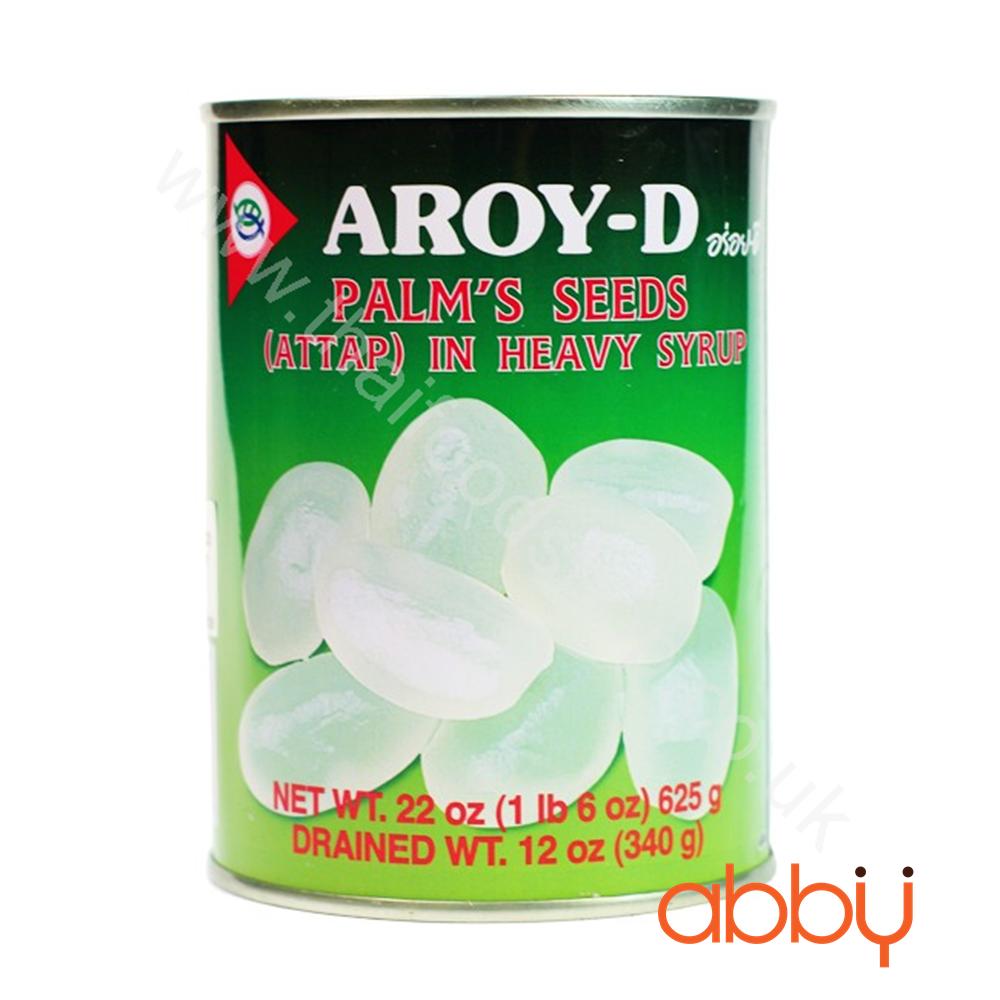 Thốt nốt ngâm đường Aroy-D 625g