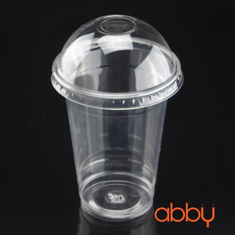 Nắp cốc nhựa bán cầu (10 chiếc)