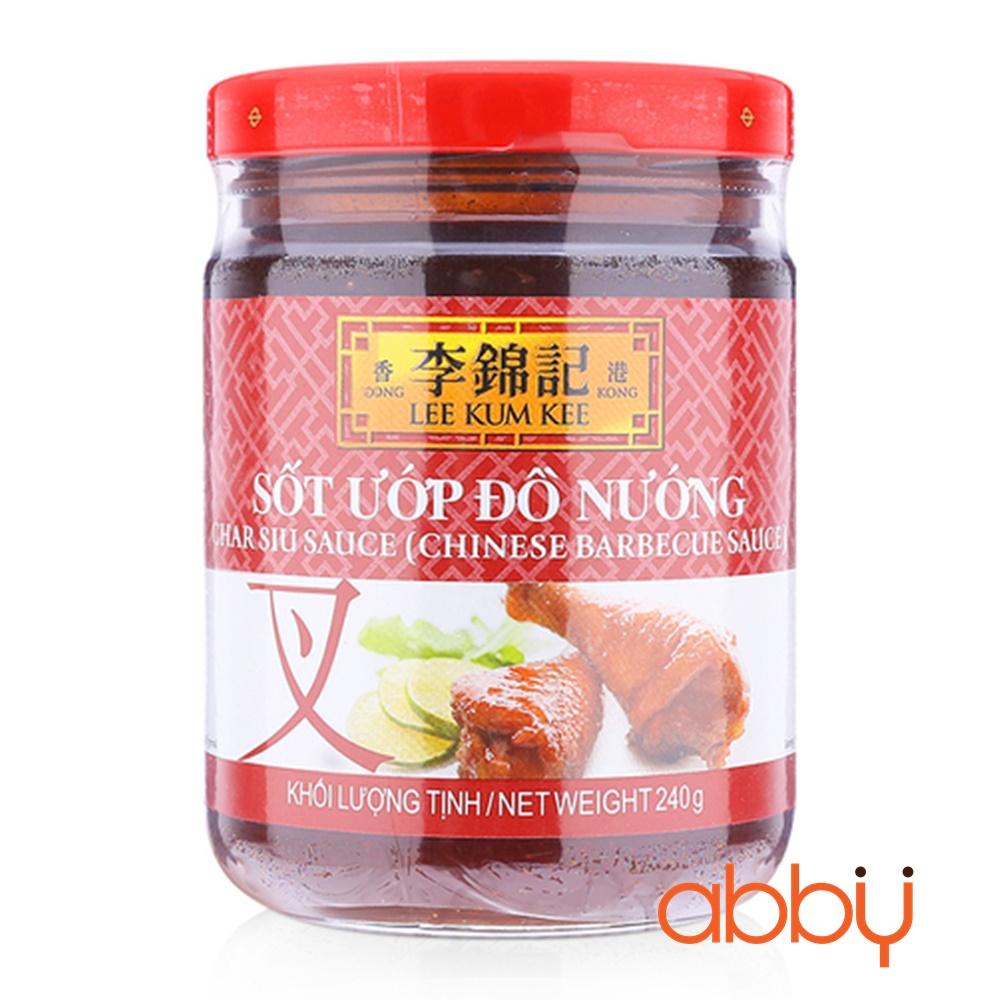 Sốt ướp thịt nướng Lee Kum Kee 240g