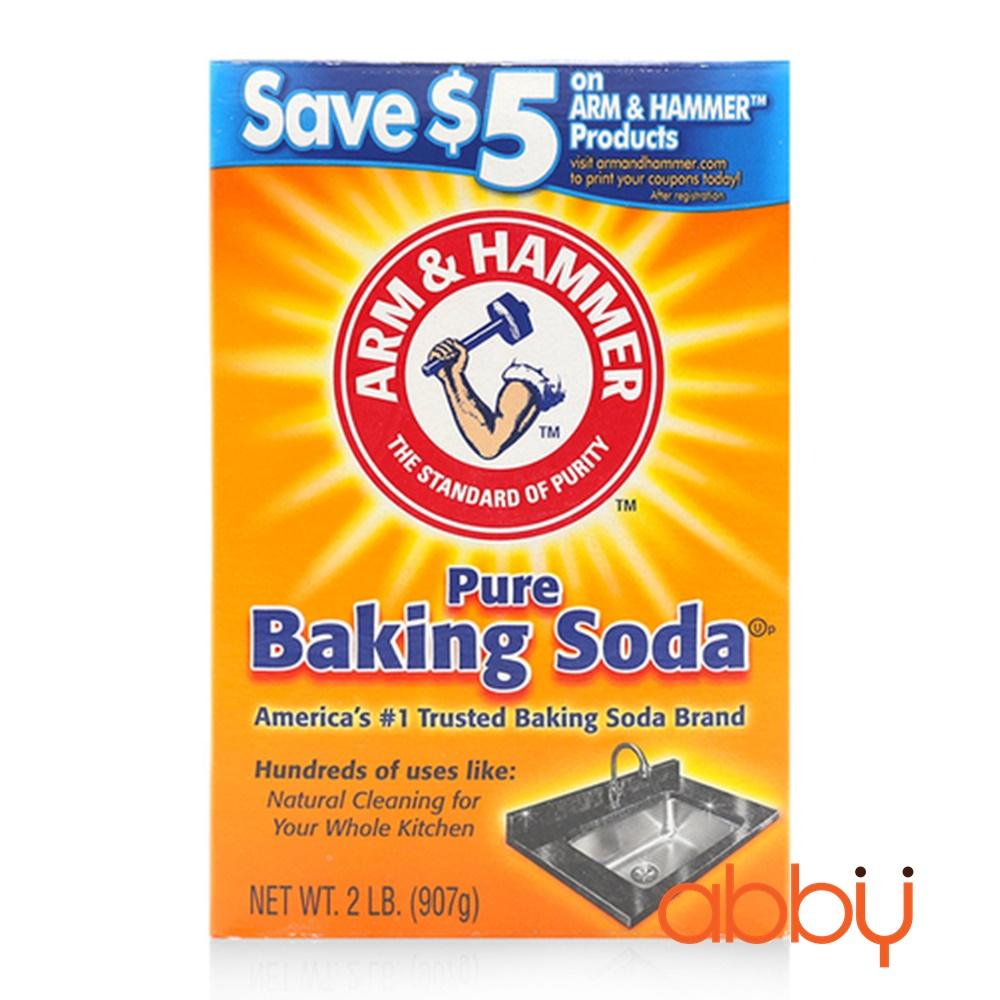 Muối nở (baking soda) 907g
