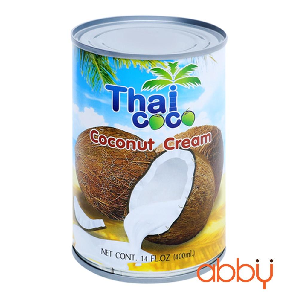 Nước cốt dừa Thaicoco 400ml