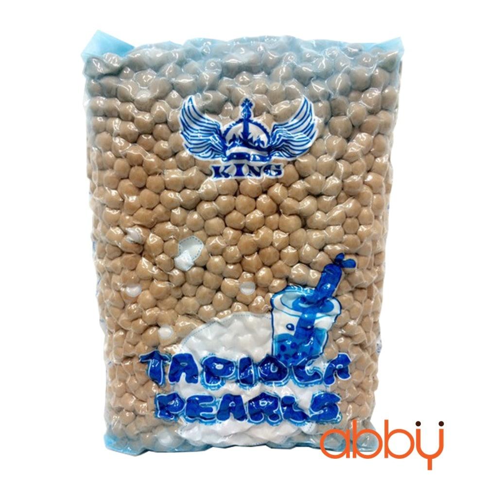 Trân châu đen caramel King Thái Lan 1kg