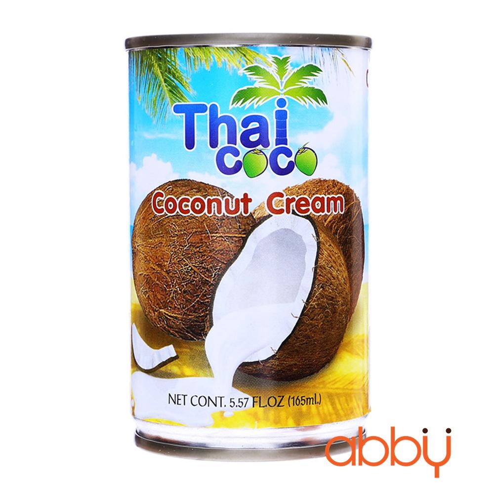 Nước cốt dừa Thaicoco 165ml