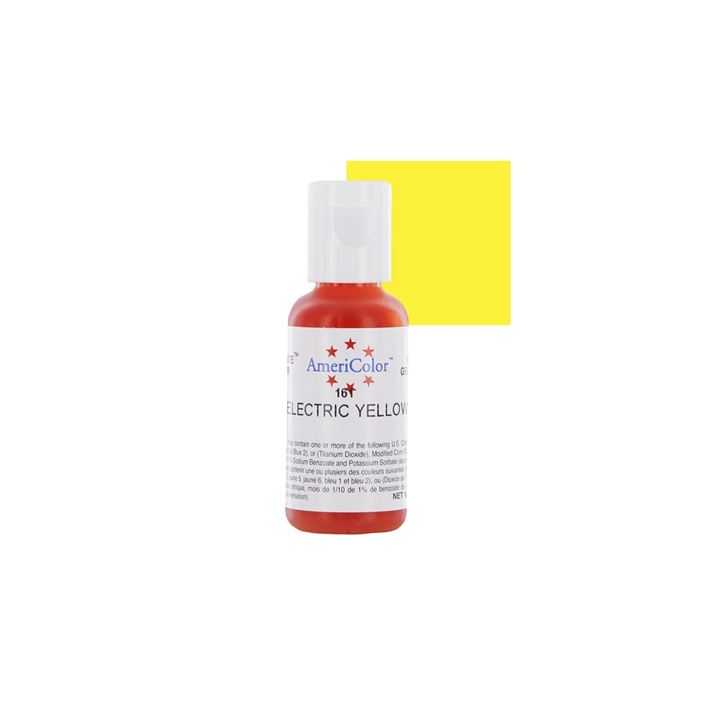 Màu Americolor Electric Yellow 0.75 oz
