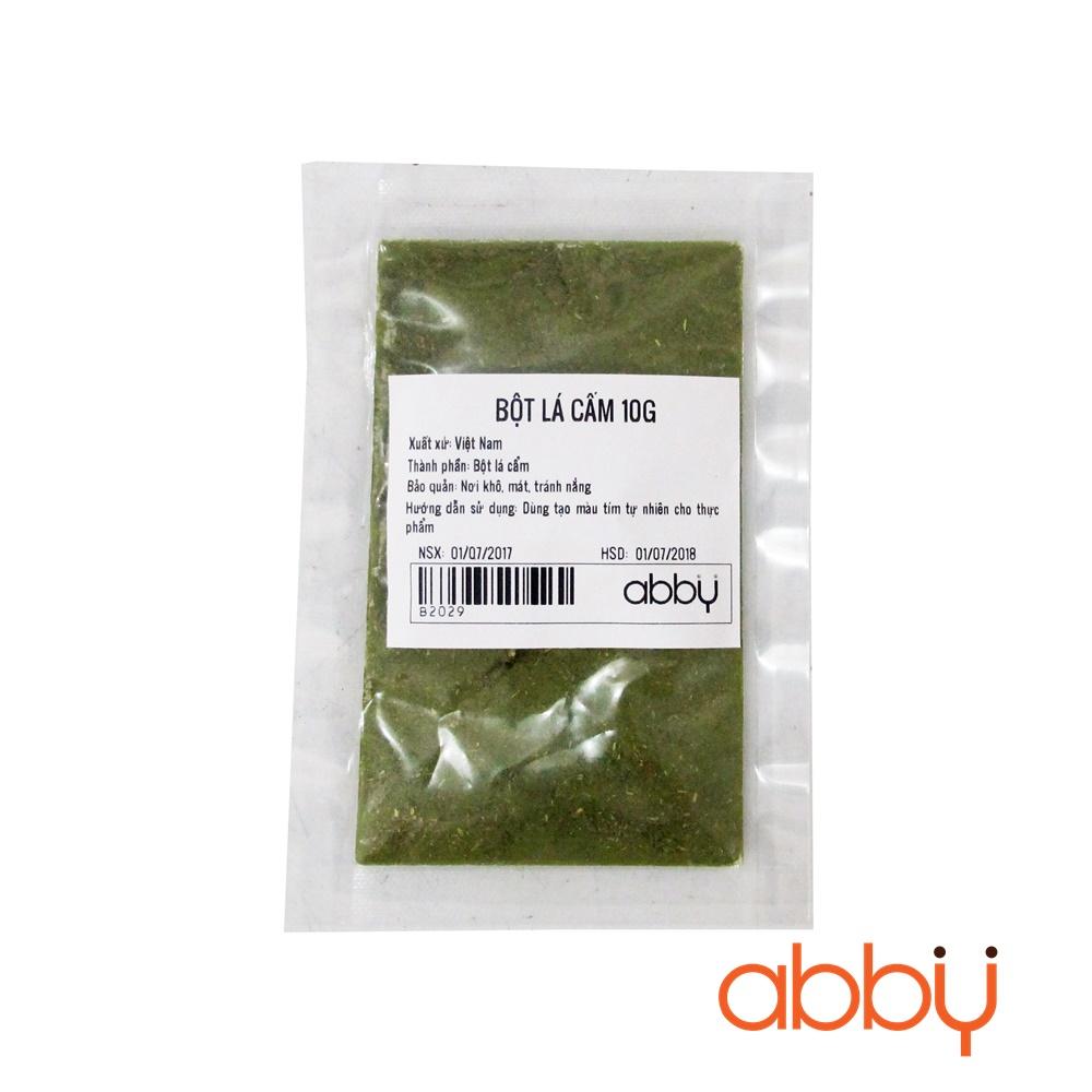 Bột lá cẩm 10g