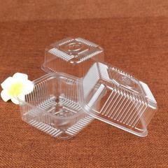 Khay nhựa 10cm đựng bánh 180-200g (12 chiếc)