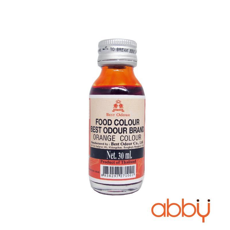 Màu nước Best Odour cam 30ml