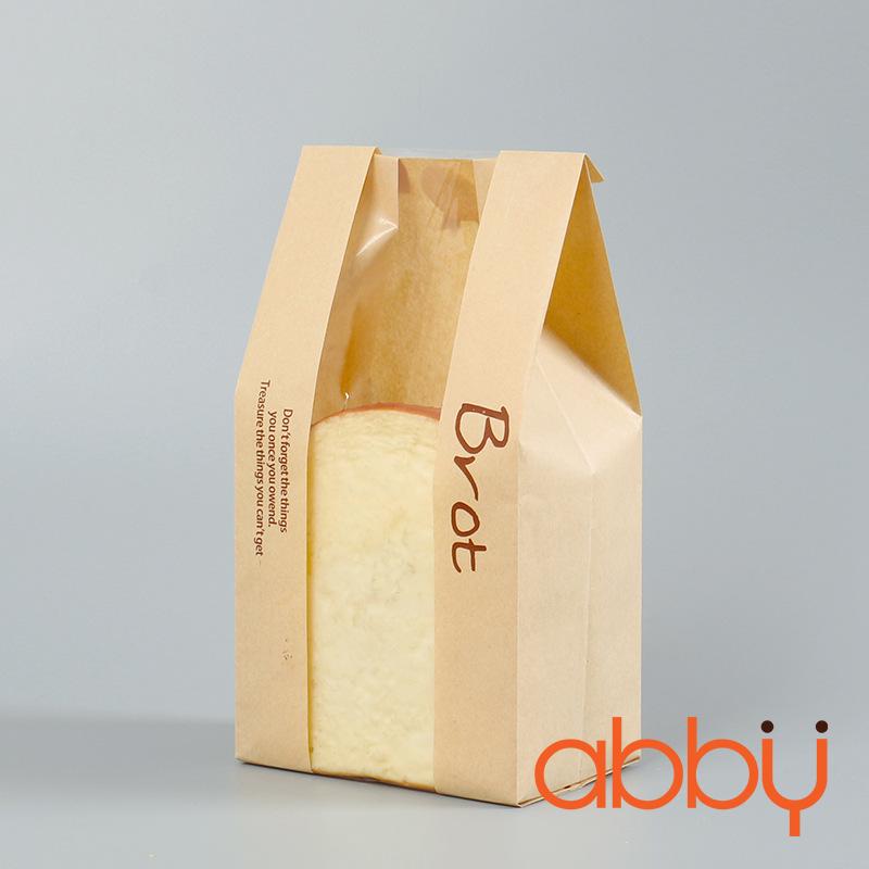 Túi đựng bánh mì Brot 30x12x9cm(10 chiếc)