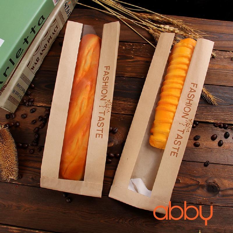 Túi đựng bánh mì Fashion Taste 31x10x4cm (10 chiếc)