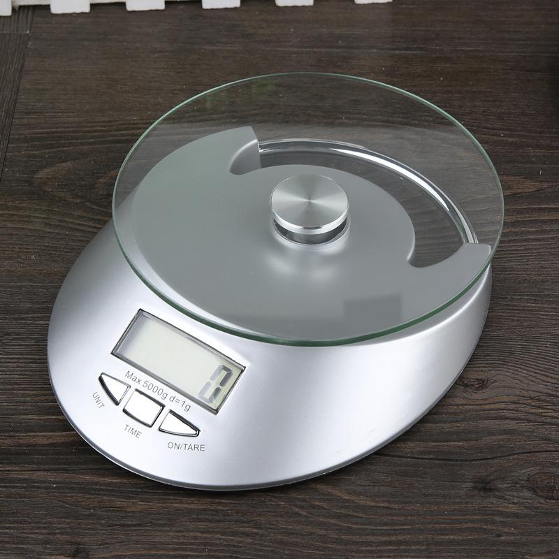 Cân điện tử mặt kính KE4 (1g - 5kg)