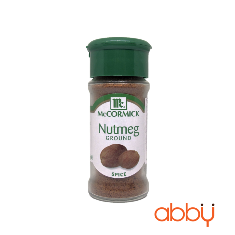 Bột nhục đậu khấu Nutmeg McCORMICK 30g