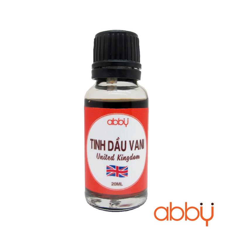 Tinh dầu vani United Kingdom 20ml