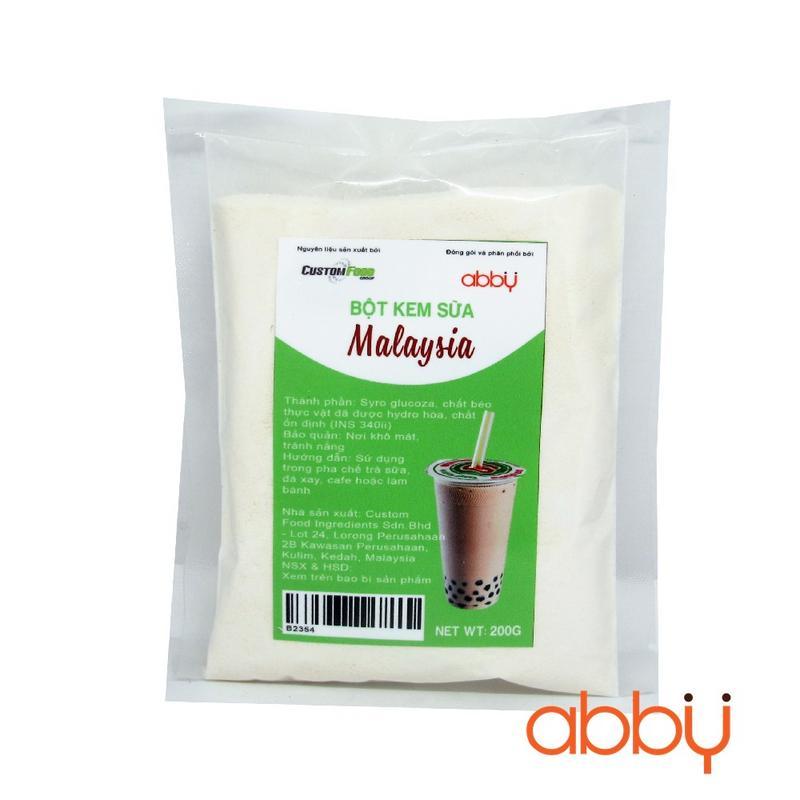 Bột kem sữa Malaysia 200g