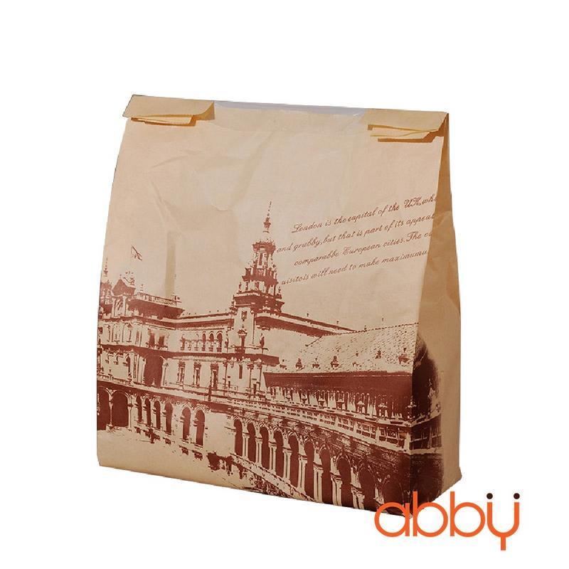 Túi đựng bánh mì Fresh 31x21x9cm (10 chiếc)