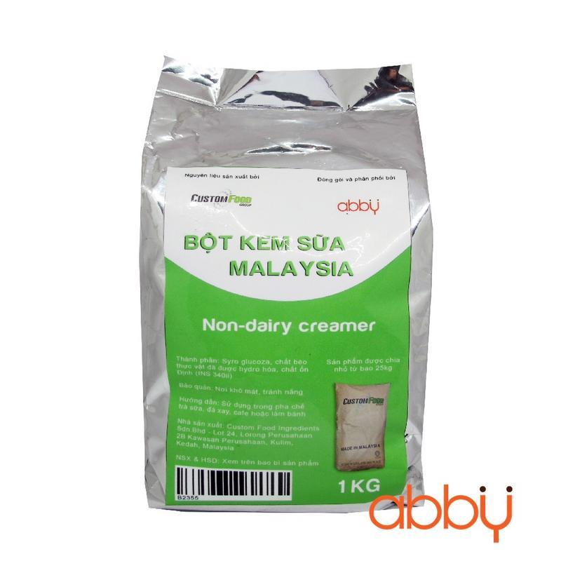 Bột kem sữa Malaysia 1kg