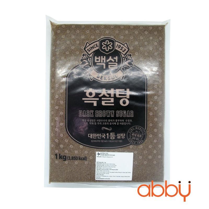 Đường nâu Hàn Quốc 1kg