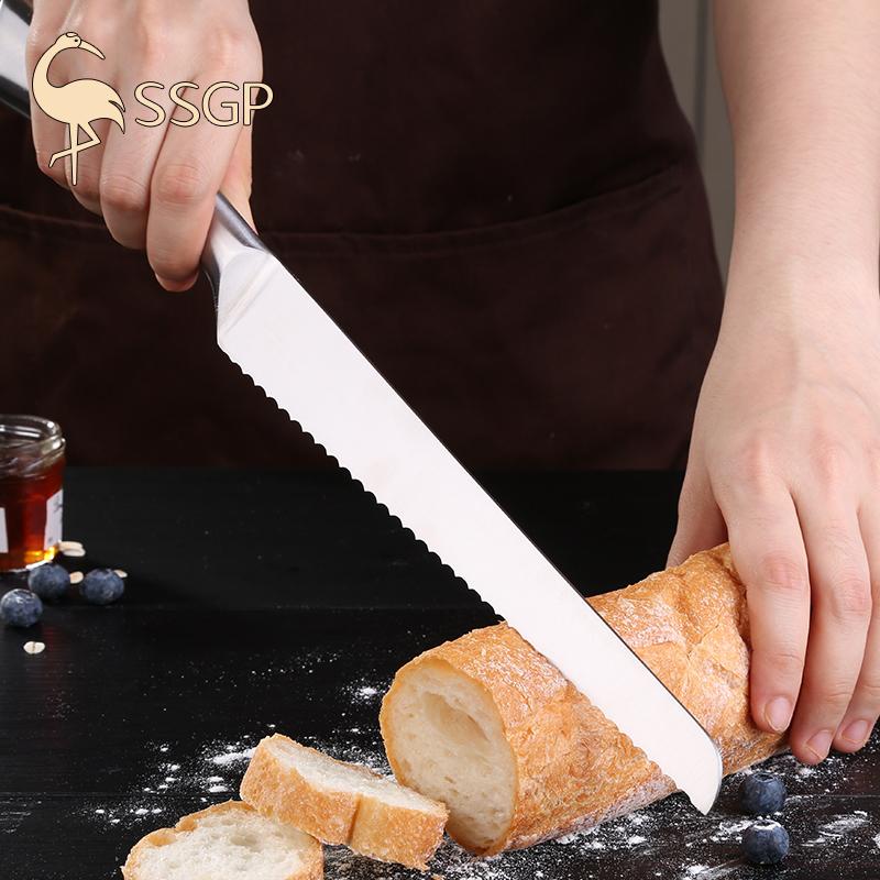 Dao cắt bánh răng cưa cán inox 38cm