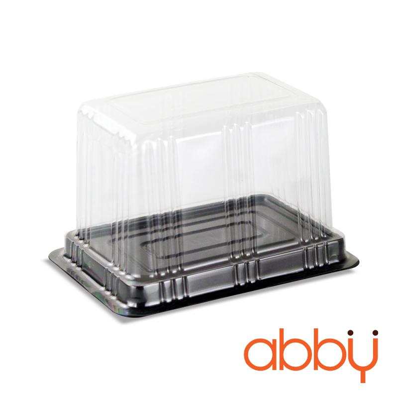 Hộp nhựa chữ nhật A01 11.5x8x7cm