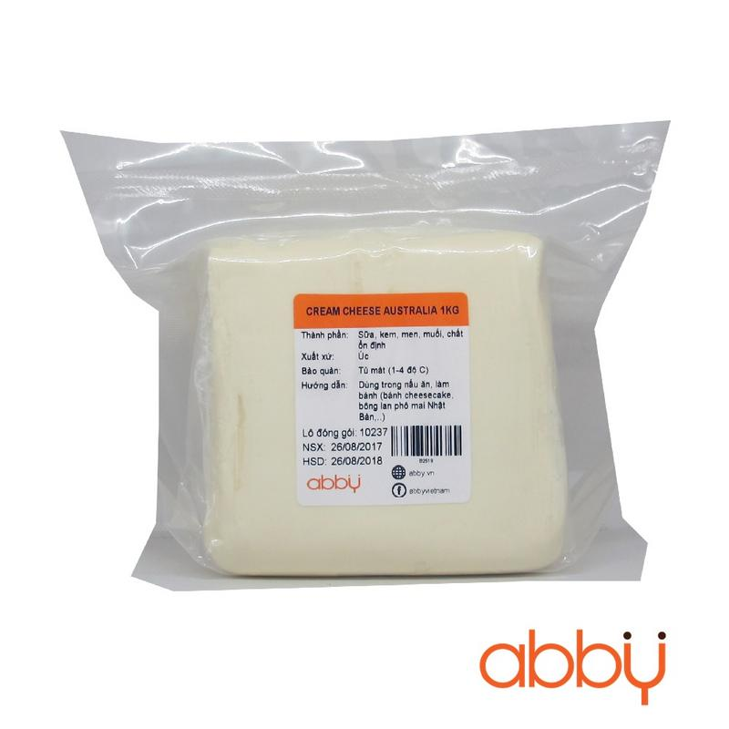 Cream cheese Australia 1kg