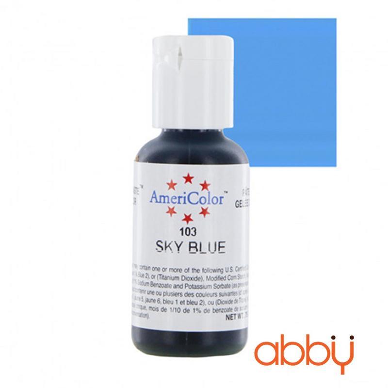 Màu Americolor Sky Blue 0.75 oz