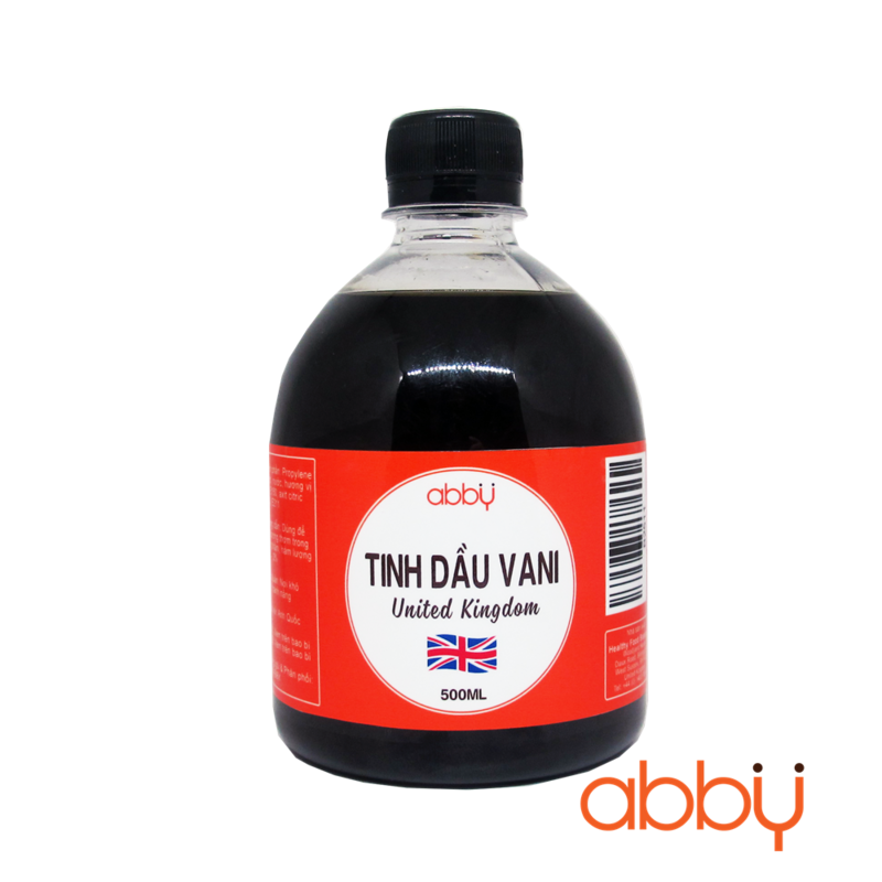 Tinh dầu vani United Kingdom 500ml