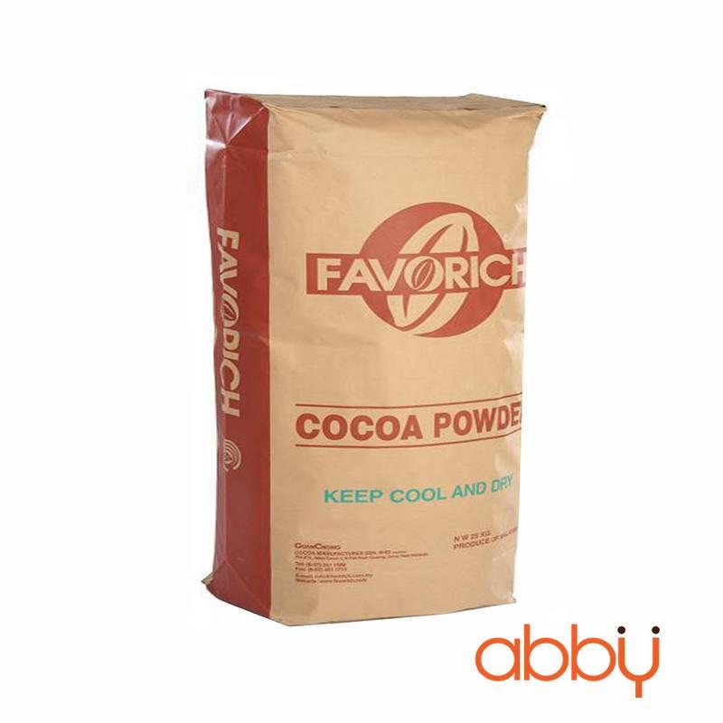 Bột cacao bao Malaysia 25kg