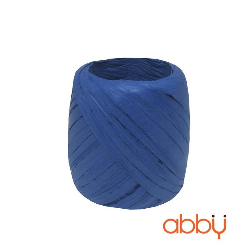 Dây buộc túi cuộn tròn màu xanh dương (20m)