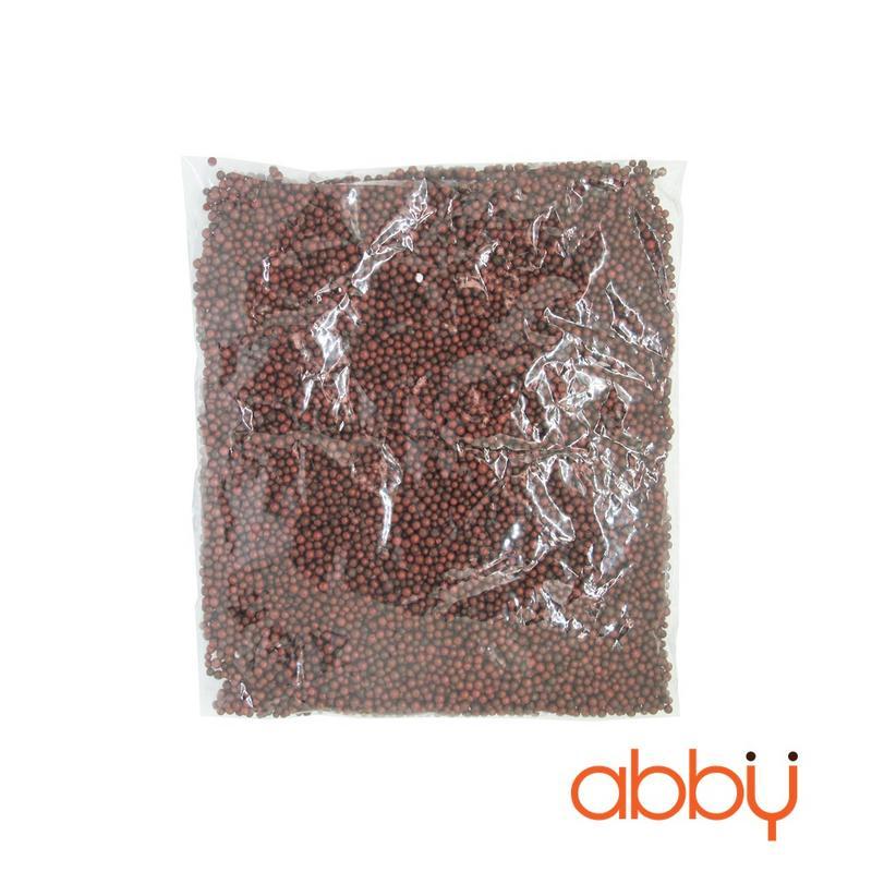 Hạt xốp trang trí màu nâu (8 - 10g)