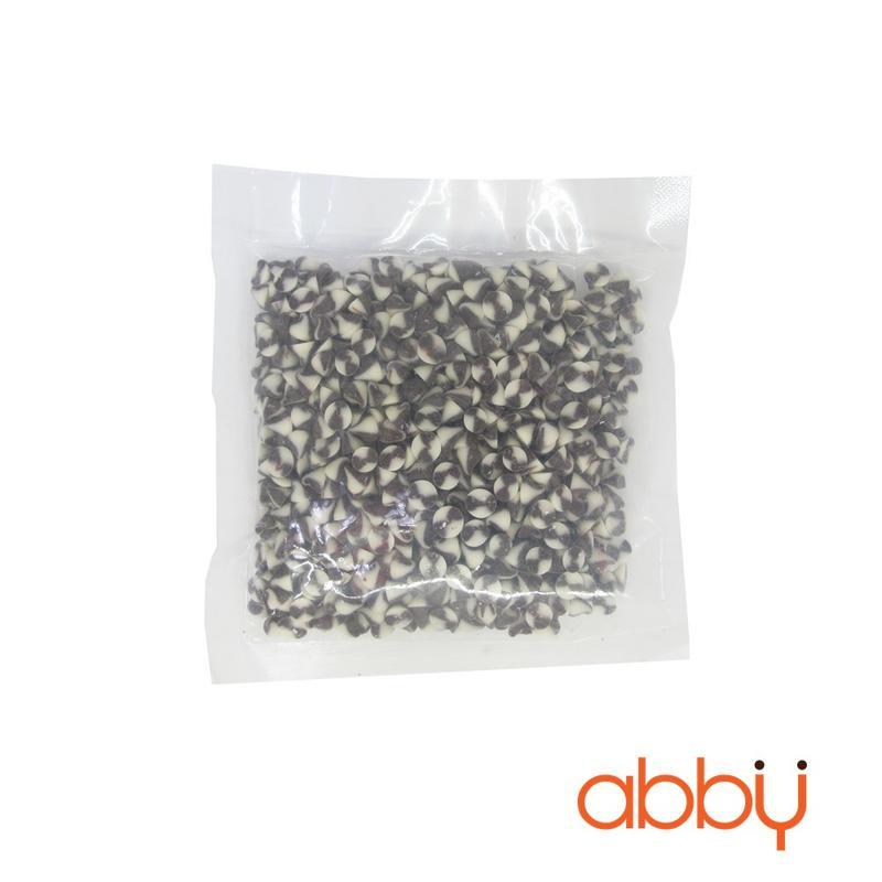 Chocochip đen trắng 100g