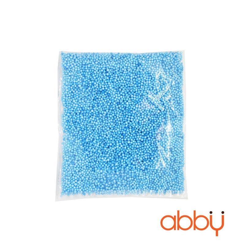 Hạt xốp trang trí xanh dương (8 - 10g)