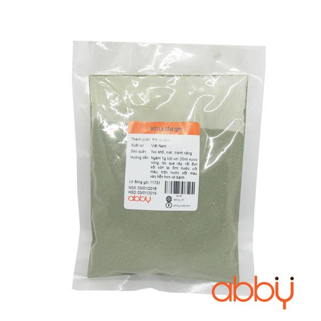 Bột lá cẩm 100g