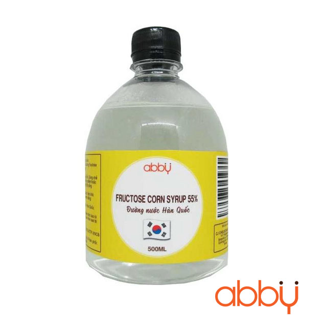 Fructose corn syrup 500ml (đường nước Hàn Quốc)